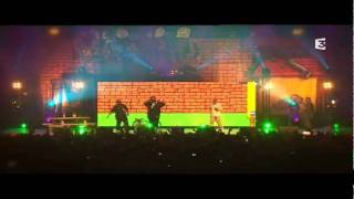 "Snoop Dogg, Daz, Kurupt & RBX ""Serial Killa"" Live @ le Zénith, Paris, France, 07-04-2011 Pt.11"