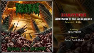 Disastrous (PHI) - Aftermath of the Apocalypse (Full Album) 2014 | Brutal Death from Philippines