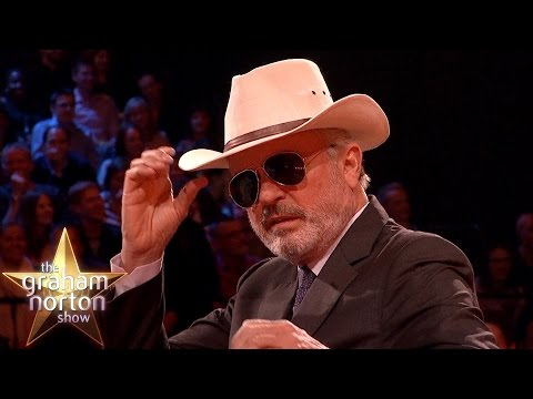 Sam Neill & Ewan McGregor Re-enact Iconic Jurassic Park Scene - The Graham Norton Show