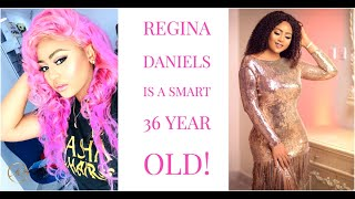 Nollywood Actress Regina Daniels Is Actually 36 Years Old In Celebrity Age!