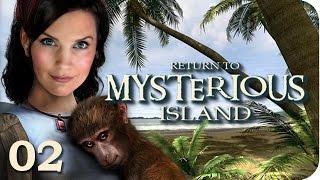 RETURN TO MYSTERIOUS ISLAND ♆ [Facecam] #02 Baden gehen! [HD+] Let