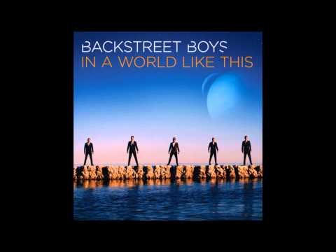 CD BACKSTREET BOYS-IN A WORLD LIKE THIS