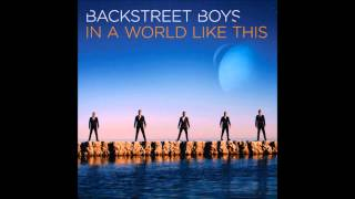 CD BACKSTREET BOYS-IN A WORLD LIKE THIS