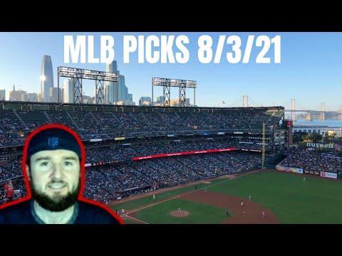 MLB Picks And Predictions Today 8/3/21