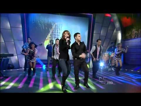 Tito el bambino y Lucero - Llueve el amor LIVE MIRADOUROPT-HD