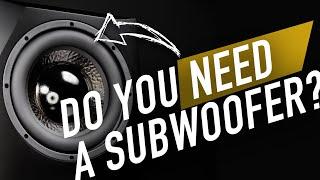 Studio Subwoofer Basics  (Three Considerations BEFORE Buying)