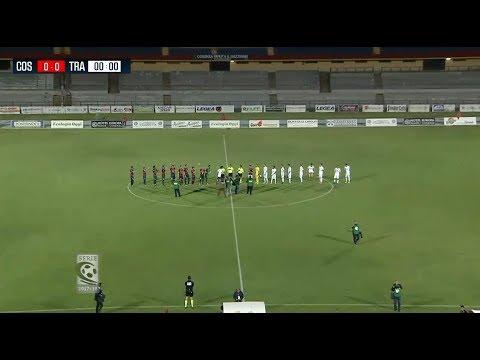 Highlights Cosenza-Trapani 2-1. Andata 1°Turno nazionale PlayOff 20.05.18 ©TrapaniCalcio.it