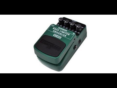 Behringer BLE400 Bass Limiter/Enhancer