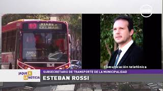 Esteban Rossi | Subsecretario de Transporte - Municipalidad de Córdoba