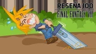 Final Fantasy VII - Reseña 100