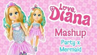Love Diana Mashup Dolls – Party x Mermaid