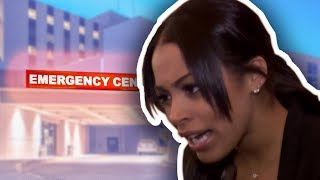 Wife Lauren London Running In The Hospital To See Nipsey Hussle After He Was Shot And Killed Video