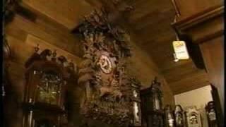 World's Largest Real Cuckoo Clock, Champ's Douglasville, Ga