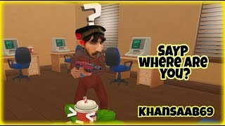 KhanSaab69: Playing Hide Online With SAYF Gaming