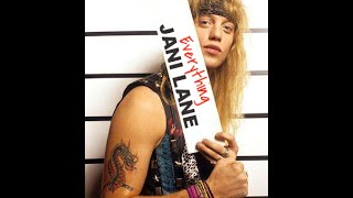 Jani Lane Tribute 2015 at the Akron Civic Theatre on June 18