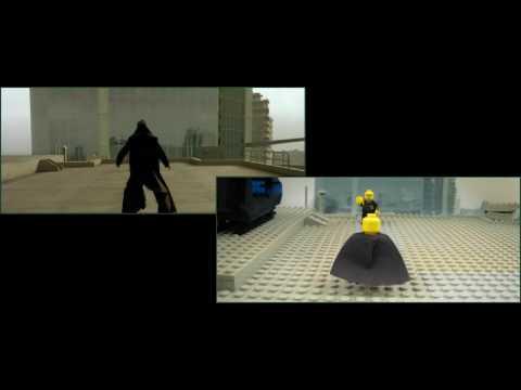 Matrix vs. Lego Matrix