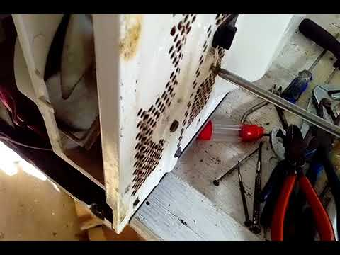 How to scrap a quasar microwave oven for gold copper and other precious metal