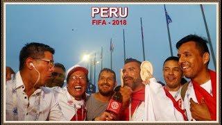 �������� ���� SOCHI FIFA - 2018.FOOTBALL.SEA.OLYMPIC PARK.FAN ZONE.PERU.AUSTRALIA ������