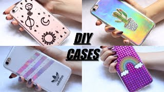 DIY 8 Capinhas de Celular | Estilo Tumblr