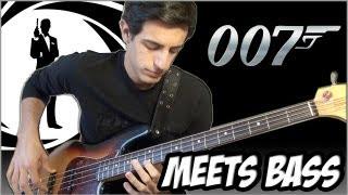 James Bond Meets Bass