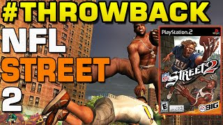 Throwback: NFL Street 2 - Gamecube / PS2 / Xbox