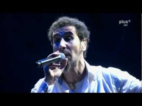 System Of A Down - Science - live @ Rock am Ring 2011 HD