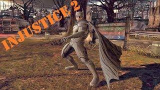 Injustice 2 Mobile Game #1|Batman & Harley Quinn|