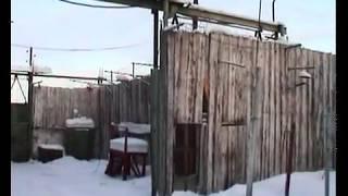 Сусуман. Тюрьма. Экскурсия после её закрытия. Колыма. Магаданская область