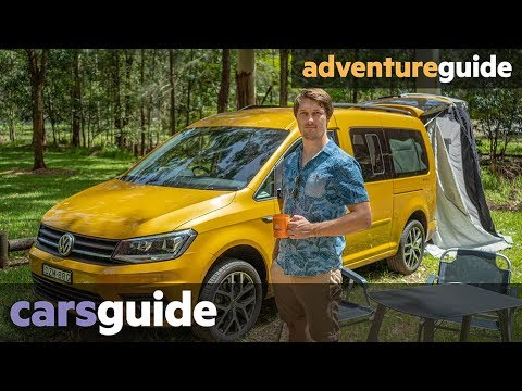 ff315b15d1 Volkswagen Caddy Beach 2019 review. CarsGuide