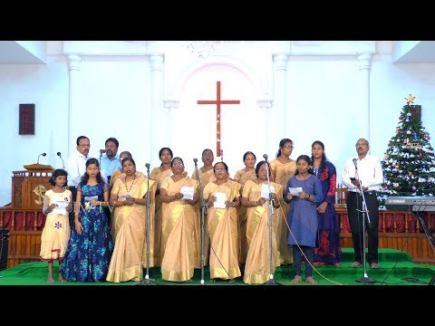 Tamil Christmas Song   Calvary Lutheran Church   S.Raphael