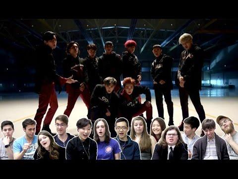 Classical Musicians React: EXO 'Lucky One' vs 'Monster'