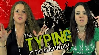 Repeat youtube video NAKED TERROR | Typing of the Dead: Overkill | 2
