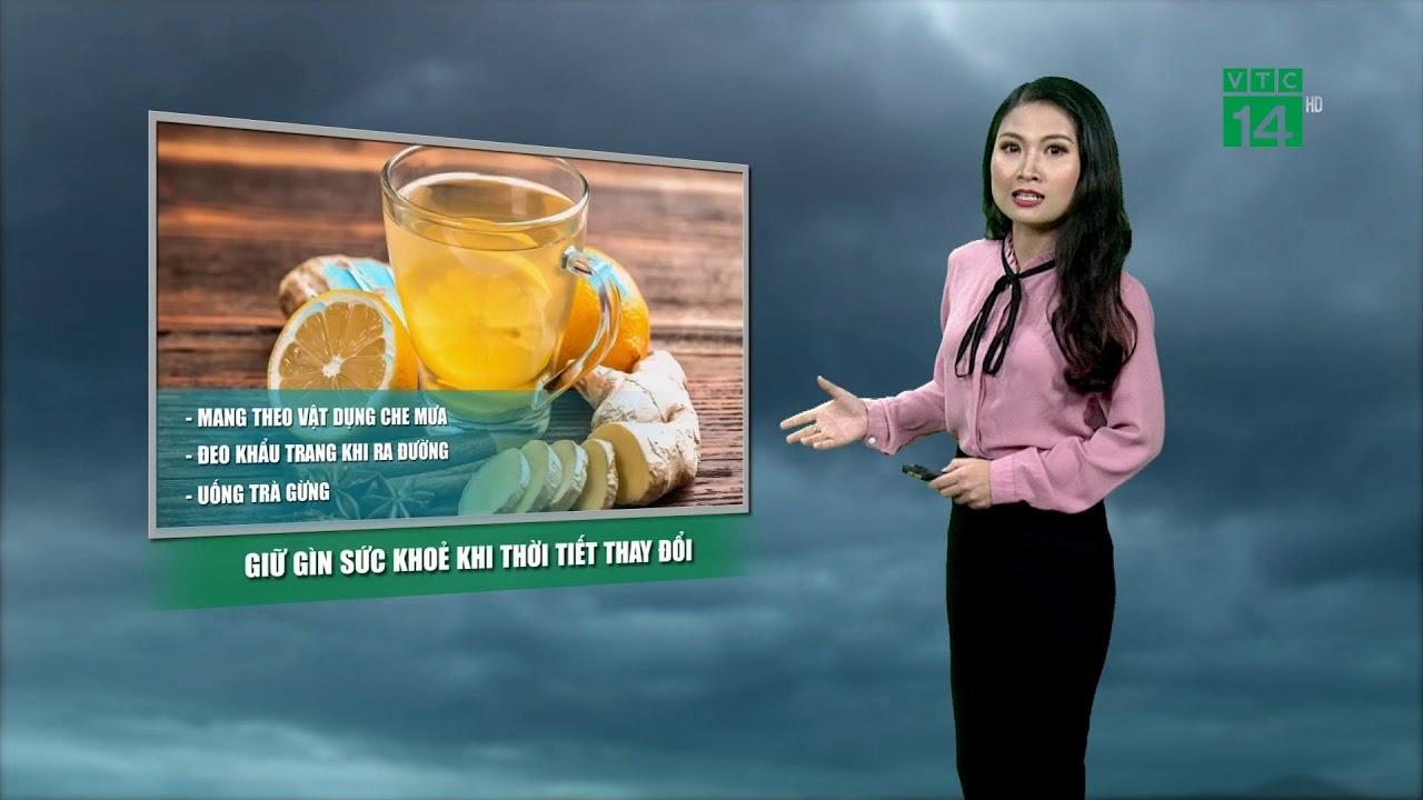 Thời tiết 6h 23/02/2019: Quý vị ở miền Bắc cẩn thận kẻo cảm cúm, cảm lạnh | VTC14