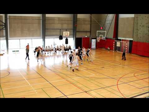 Mathias Kelly - Ankle breaker for a 4 point play!