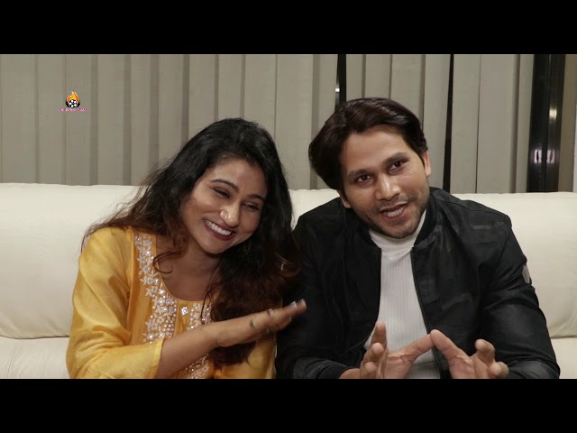Rani Chatterjee Interview for Bhojpuri film Sasura Bada Paisewala 2