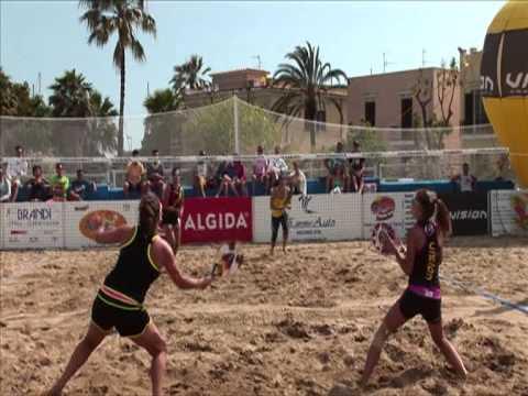 SUPERTENNIS AGLI INTERNAZIONALI D'ITALIA DI BEACH TENNIS 2013