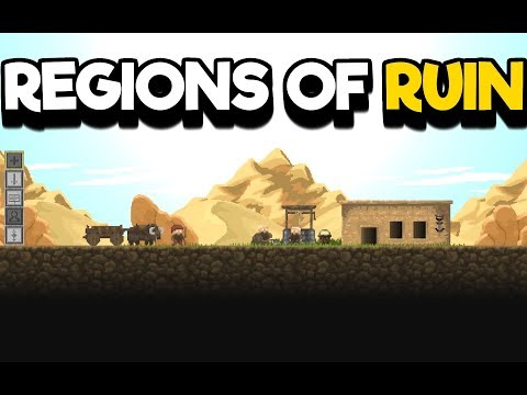 Region of Ruin Gameplay Impressions - Kingdom Meets Dwarves!