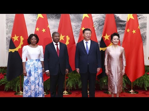 China, Angola Agree To Strengthen Ties