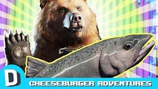 Far Cry 5's Majestic Murder-Bear