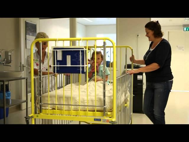 Kiki krijgt een operatie - Jeroen Bosch Ziekenhuis