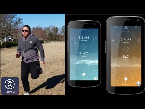Apps That Pay You To Walk: Sweatcoin (How Much I Made After 30 Min. Of Exercise)