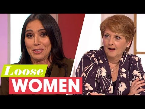Could Christine Lampard Be a Little Bit Psychic? | Loose Women