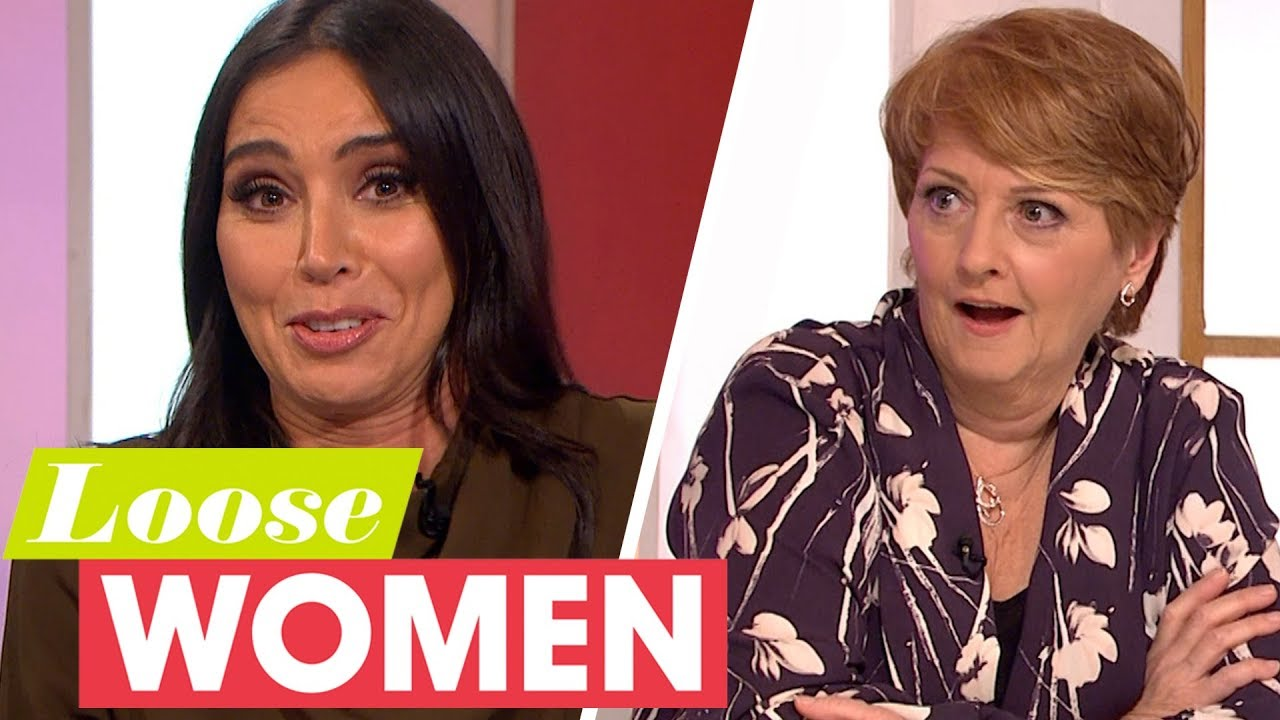 Could Christine Lampard Be A Little Bit Psychic Loose Women Youtube