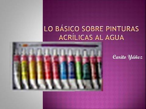 Lo básico sobre pintura acrílica para el diseño de uñas ...