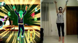Just Dance 3 (Wii) - Wilson Pickett: Land Of 1000 Dances
