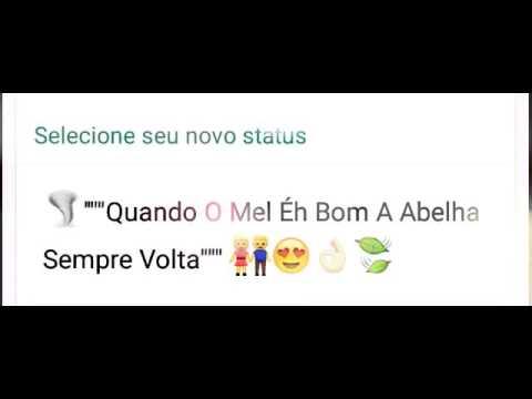 Status Para Whatsapp 👌💞🍃 - YouTube