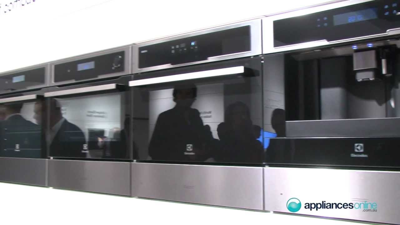 Uncategorized Kitchen Appliances Industry electrolux designs industry first built in fully integrated indoor bbq appliances online