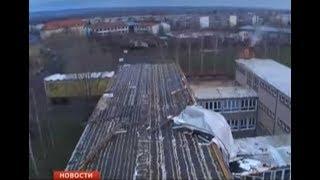"""Ураган """"Фредерике"""" в Германии унес жизни 9 человек"""