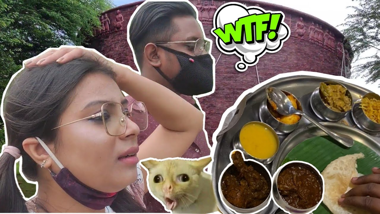 Worst day for us😠|🤦♀️Bad experience at FB Viral Restaurant Dhamsa🥺| 6 Ballygunge place🧆🍱 | Vlog 36🍟