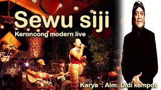 Download Lagu sewu siji Didi kempot cover keroncong modern mp3
